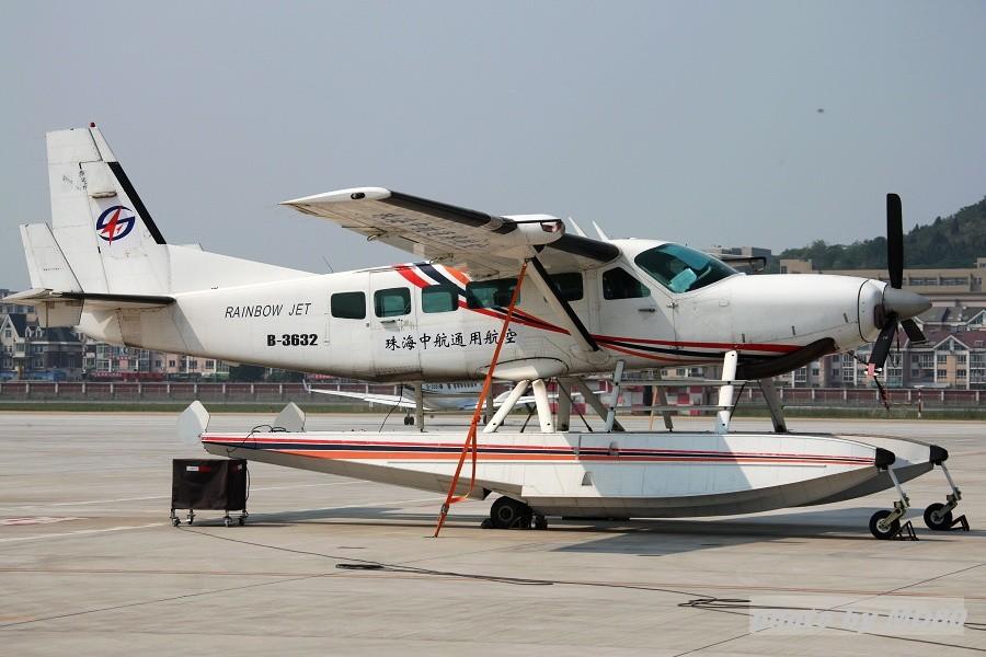 Re:[原创][DLC内场] 广东来人---DLC拍机 CESSNA 208 B-3632 中国大连周水子机场