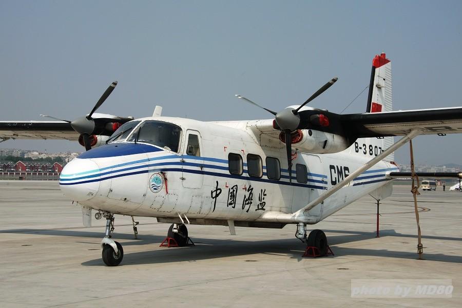 Re:[原创][DLC内场] 广东来人---DLC拍机 HARBIN AIRCRAFT INDUSTRY YUN-12 B-3807 中国大连周水子机场