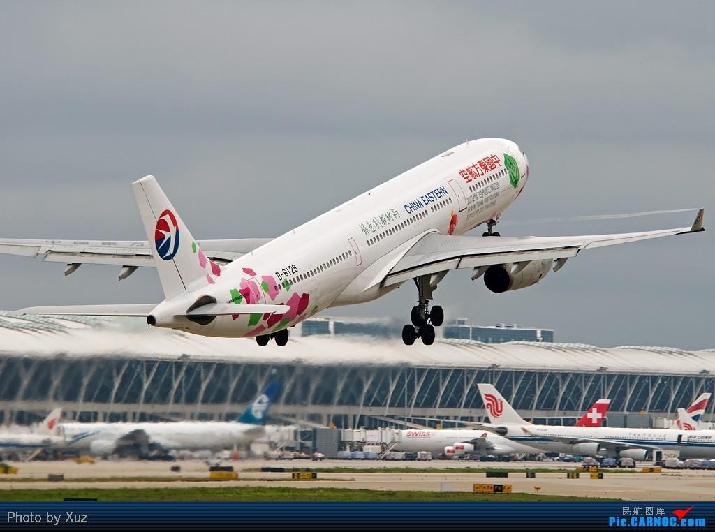 Re:[原创][DLC内场] 广东来人---DLC拍机 AIRBUS A330-300 B-6129 中国上海浦东机场