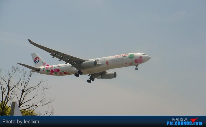 Re:[原创]为了他,我烈日下蹲守5小时,严重晒伤,但是拍的他的虹桥首航一切都是值得的,外加人品爆发,附上彩绘机一组 AIRBUS A330-300 B-6129 中国上海虹桥机场
