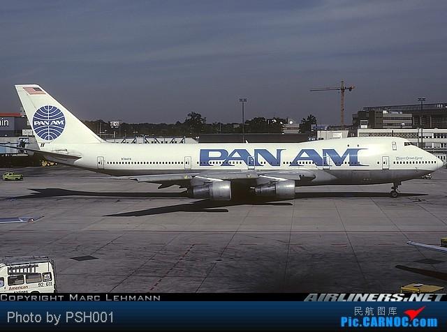 Re:[原创]【深圳飞友会】昨天香港拍机的最大收获,拍到一架GE飞机发动机测试机Boeing 747-100 BOEING 747-100 N744PA 德国法兰克福机场