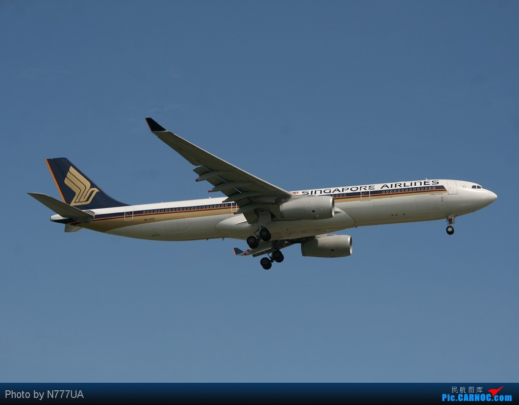Re:[原创]6/5桃園機場半天拍機精選!!(內含藍鯨今天晚上之飛航訊息!!) AIRBUS A330-300 9V-STD RCTP