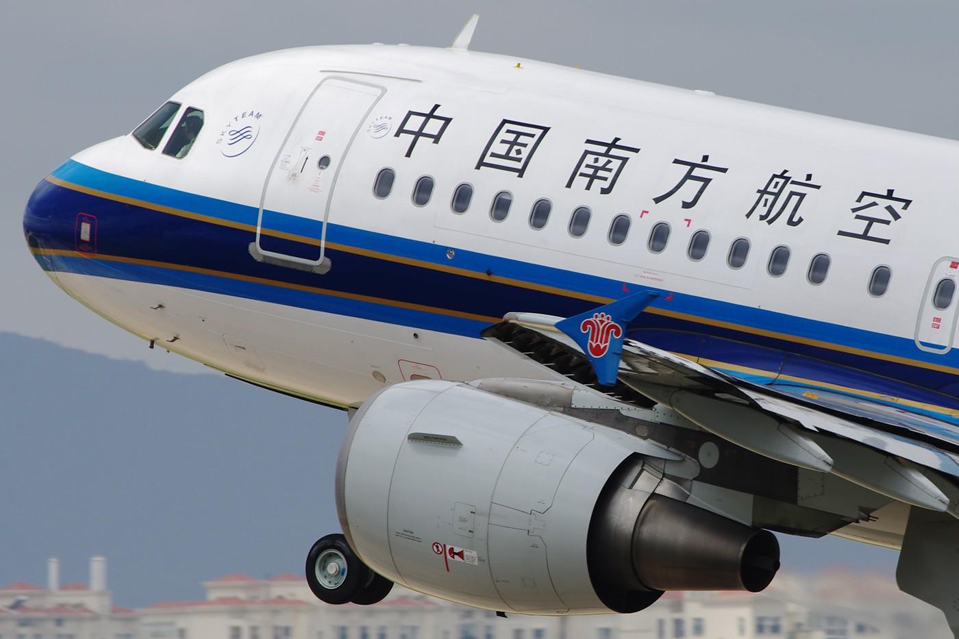 Re:[原创][Andrei]__节过完了,发一些比较大,比较满的图! AIRBUS A319-100 B-6187 中国昆明巫家坝机场