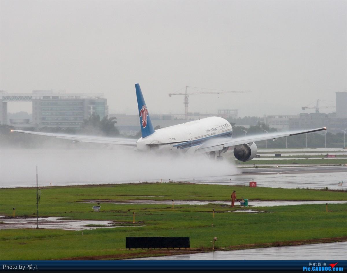 Re:[原创][CASG]阔别机场一个多月之后烂天之猫再度验证烂天出好机定律! BOEING 777-200 B-2051 中国广州白云机场