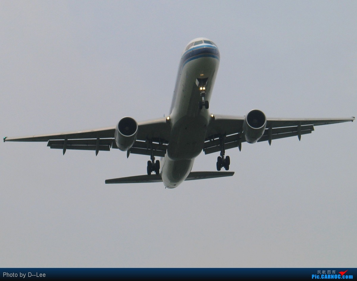 [原创]【广州,你好】-传说中舒展的就是大飞机,其实小飞机也有舒展的一面,来自CAN洞两左 BOEING 757-200 B-2838 中国广州白云机场