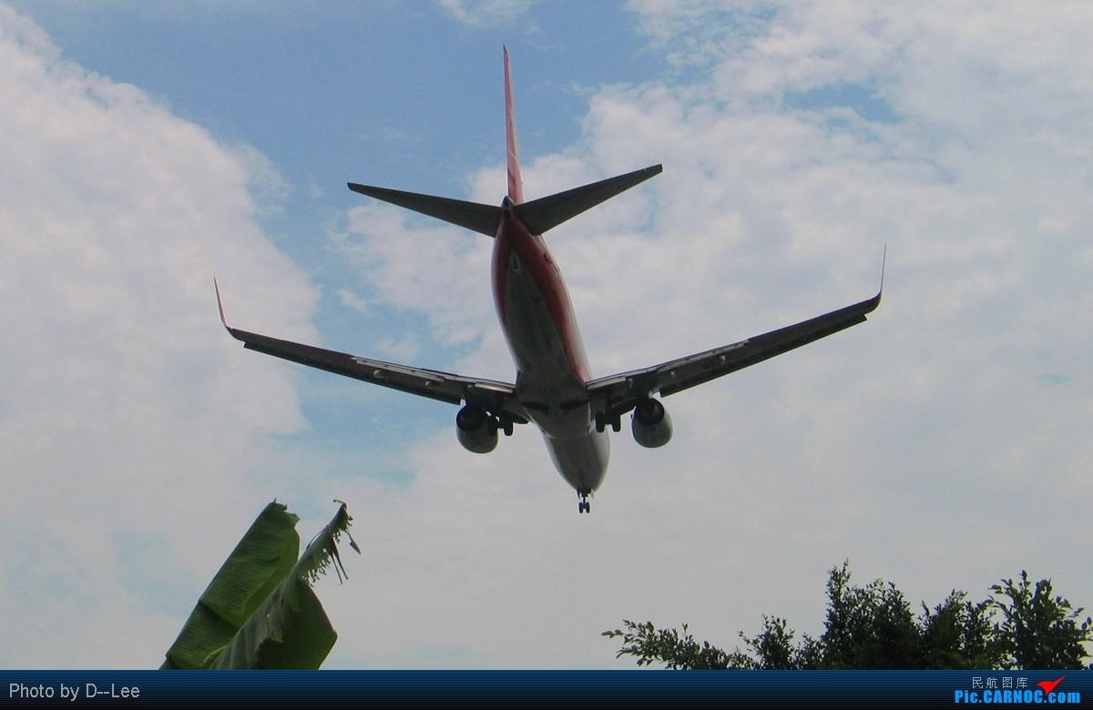 Re:[原创]【广州,你好】-传说中舒展的就是大飞机,其实小飞机也有舒展的一面,来自CAN洞两左 BOEING 737-800 B-5199 中国广州白云机场