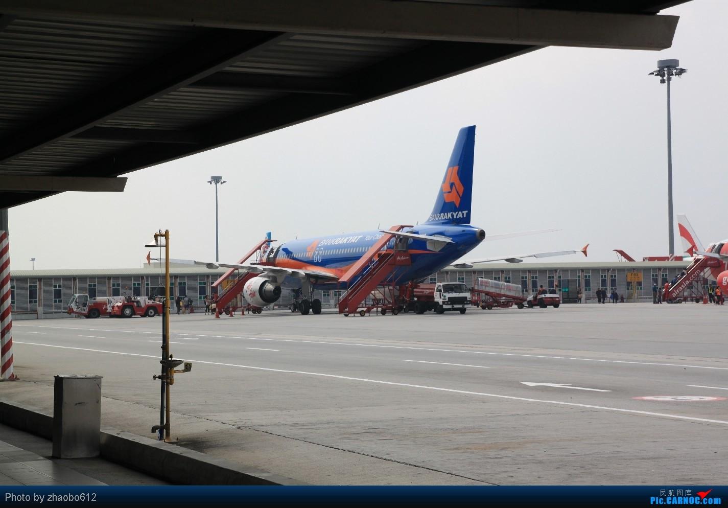 Re:[原创]亚航带我去旅行,再遇彩绘机(中集)    马来西亚吉隆坡机场