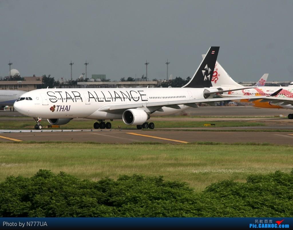 Re:[原创]最近拍的幾張 AIRBUS A330-300 HS-TEL RCTP