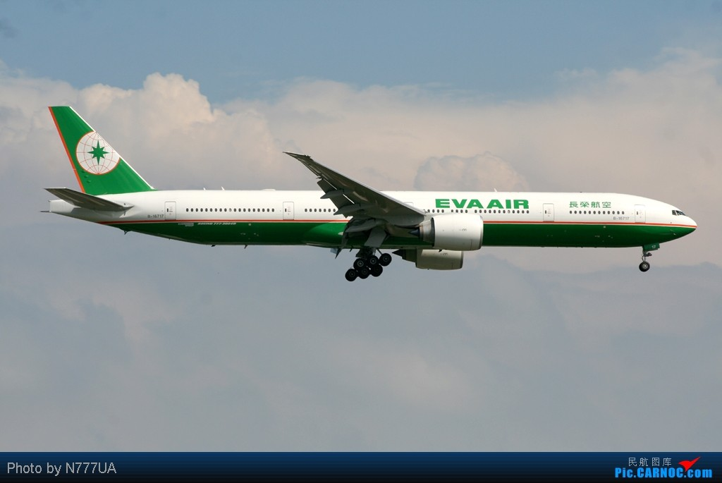 Re:[原创]最近拍的幾張 BOEING 777-300/ER B-16717 RCTP