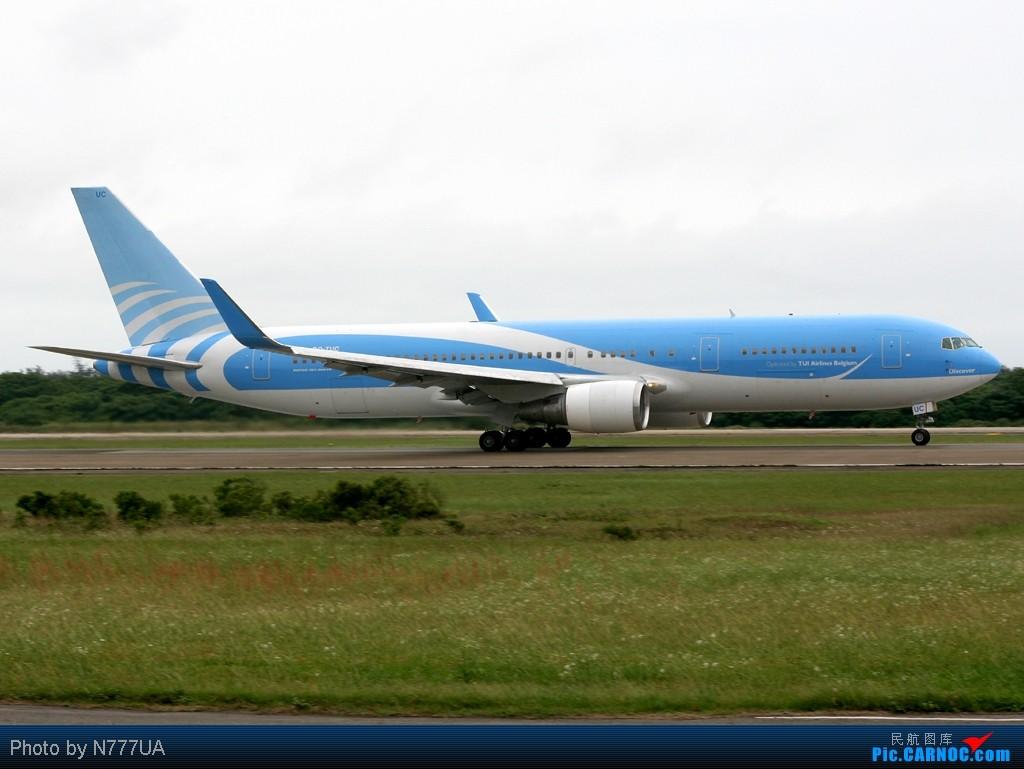 Re:[原创]最近拍的幾張 BOEING 767-300/ER OO-TUC RCTP