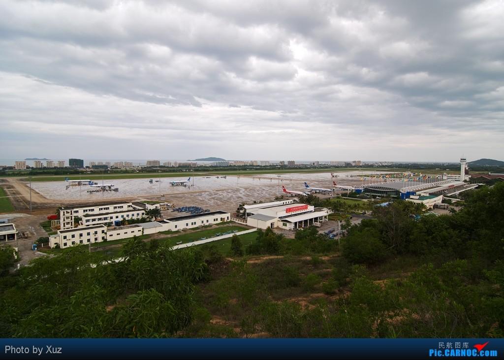 Re:[原创]近来杂图一堆,有东航云南公司等等   中国三亚凤凰机场 中国三亚凤凰机场