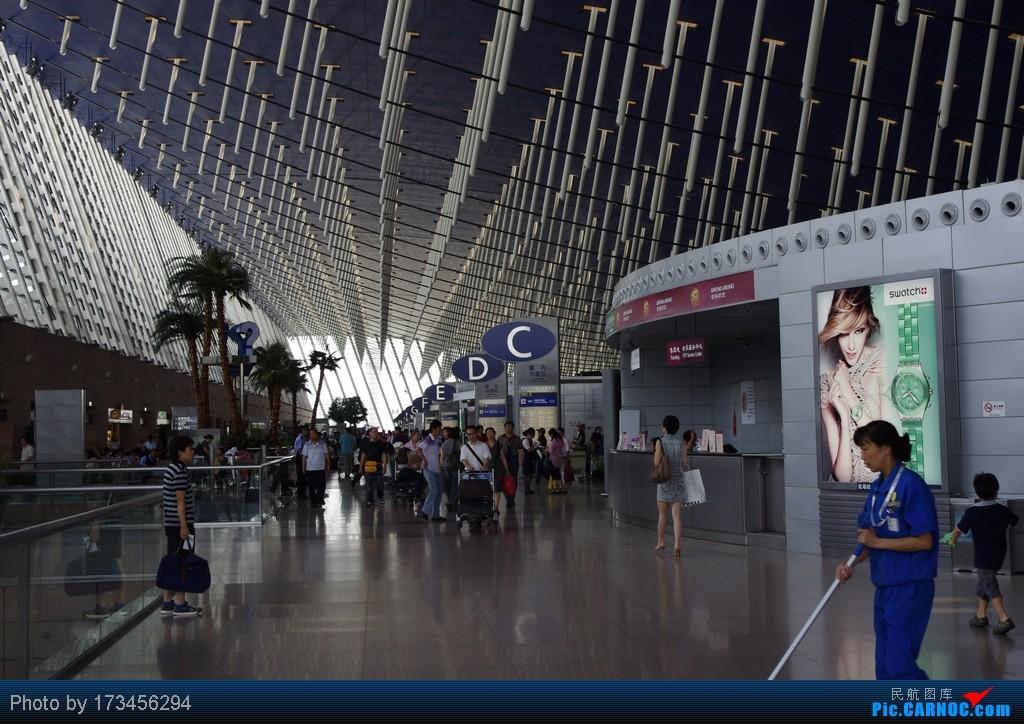 Re:[原创]HRB-HKG VIA PVG    中国上海浦东机场