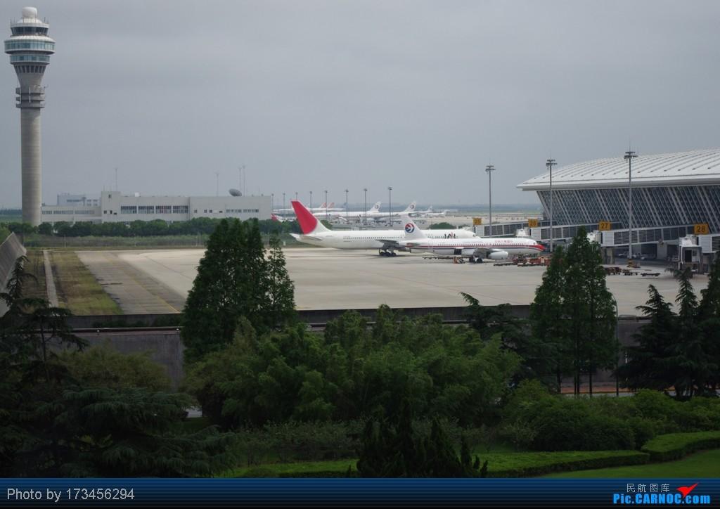 Re:[原创]HRB-HKG VIA PVG AIRBUS A320-200 B-6601 中国上海浦东机场