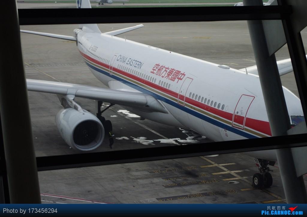 Re:[原创]HRB-HKG VIA PVG AIRBUS A330-200 B-6099 中国上海浦东机场