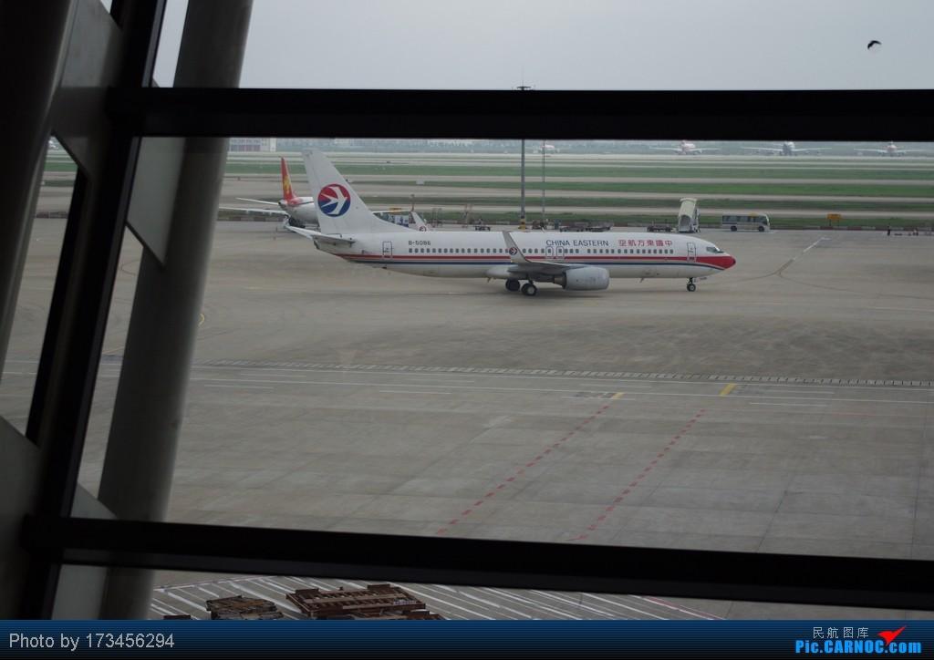 Re:[原创]HRB-HKG VIA PVG BOEING 737-800 B-5086 中国上海浦东机场