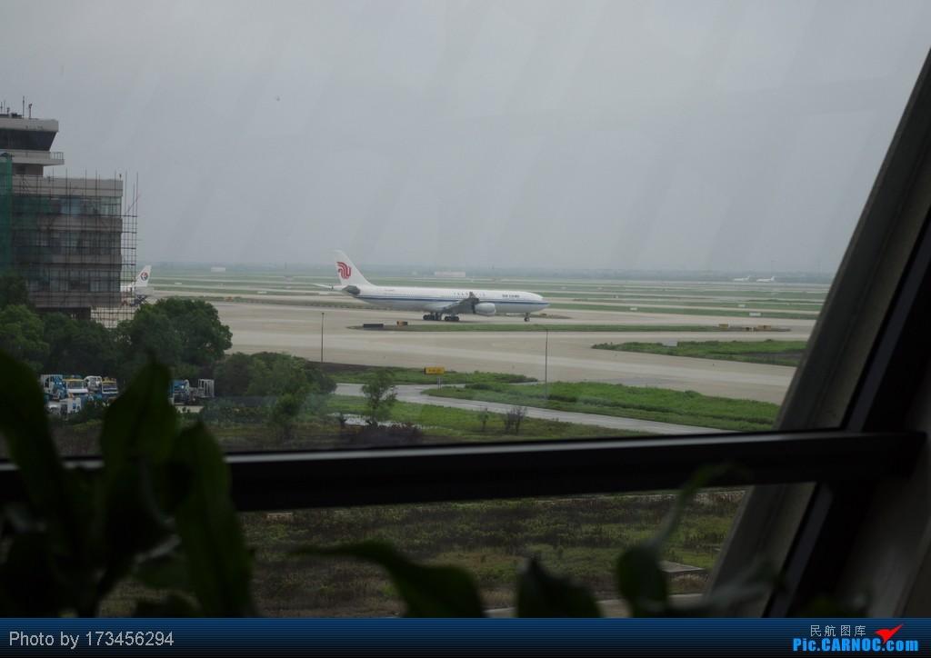 Re:[原创]HRB-HKG VIA PVG AIRBUS A340-300 B-2389 中国上海浦东机场
