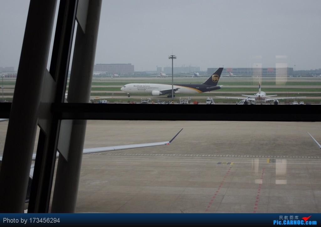 Re:[原创]HRB-HKG VIA PVG BOEING 767