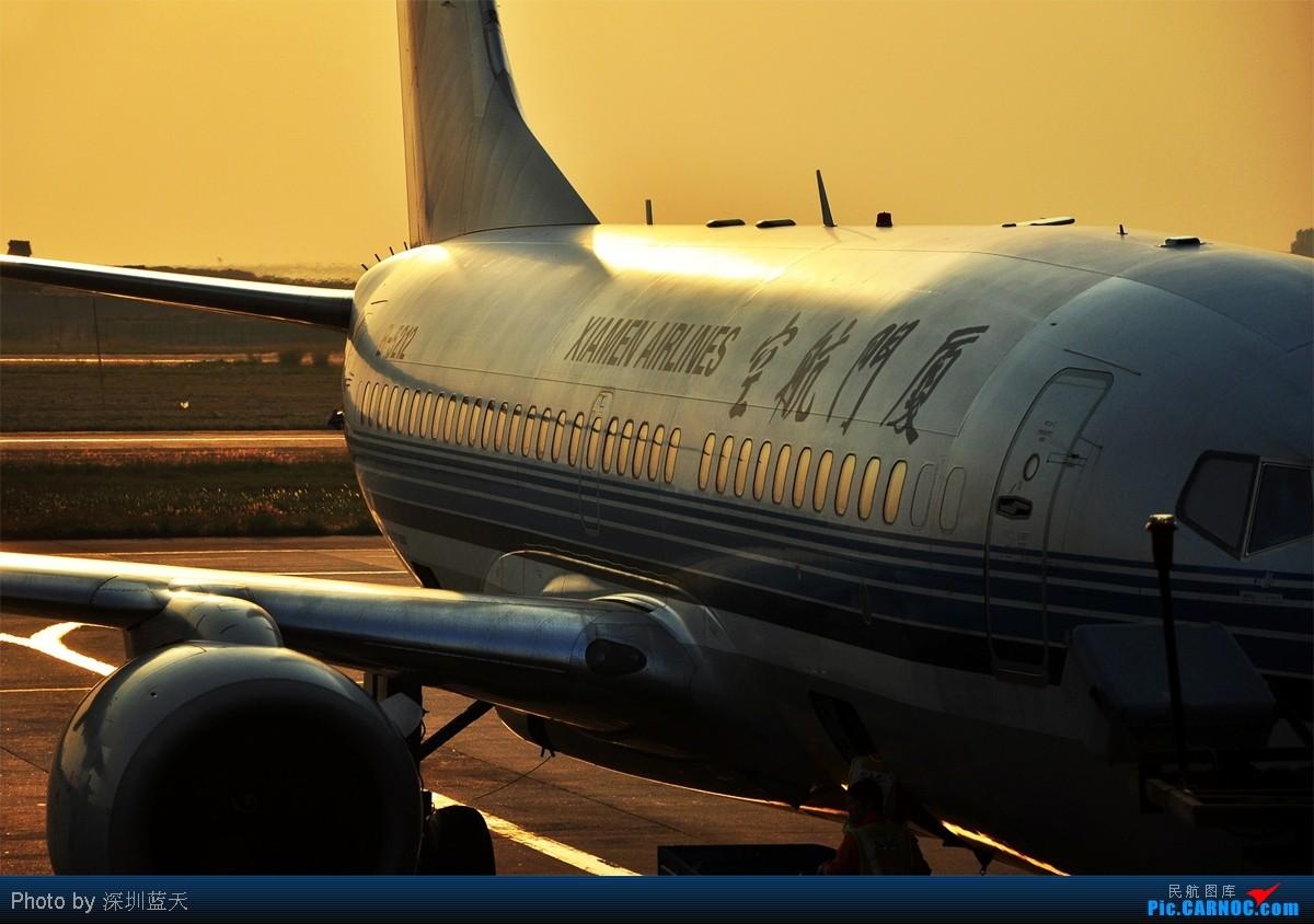 Re:[原创]【深圳飞友会】人生路漫漫,白鹭常相伴!——厦门航空专帖 BOEING 737-700 B-5212 中国深圳宝安机场
