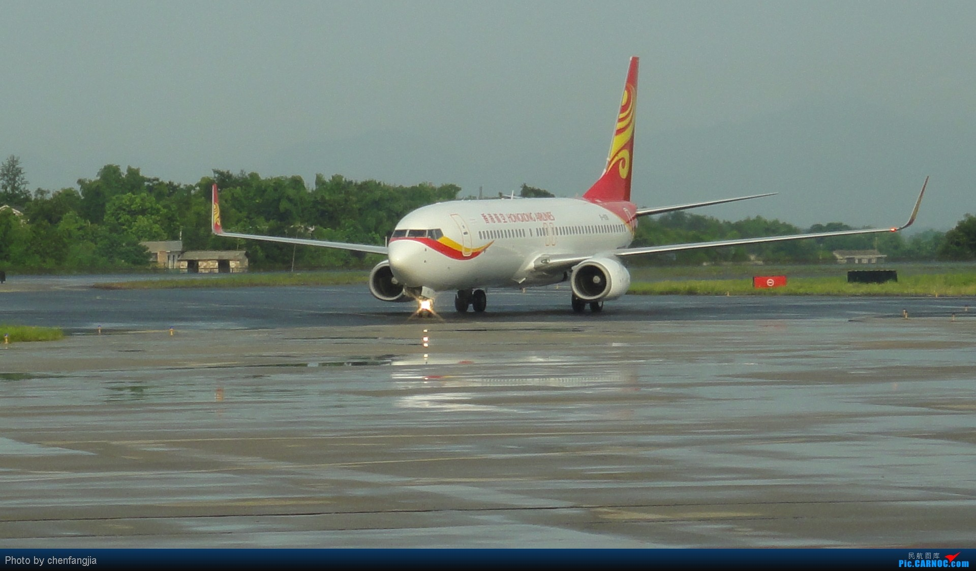 Re:[原创]新手发帖,多多支持!CSX-KMG  CZ3467  ---------标题要长--- BOEING 737-800 B-KBI 中国长沙黄花机场
