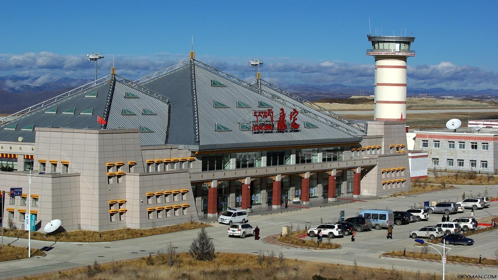 Re:[原创]---绝美的景观航线CTU-KGT 航拍四姑娘 贡嘎 雅拉神山---    中国康定机场