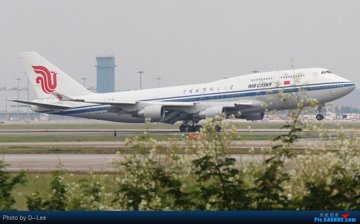 Re:[原创]【广州,你好】-单反第一帖,换个阶级了,国航精彩CAN,绝对精彩,双747,双奇特彩绘 BOEING 747-400 B-2469 中国广州白云机场