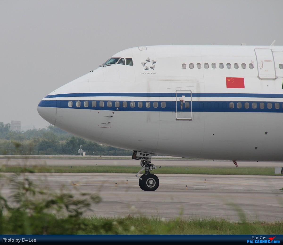 Re:[原创]【广州,你好】-单反第一帖,换个阶级了,国航精彩CAN,绝对精彩,双747,双奇特彩绘 BOEING 747-400 B-2467 中国广州白云机场
