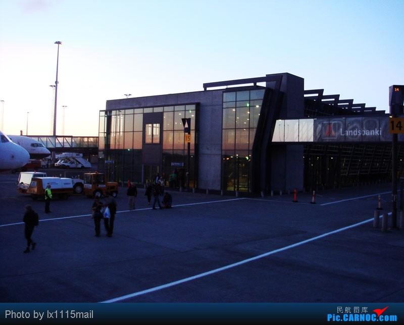 Re:极昼的冰岛:雷克雅未克Keflavik机场