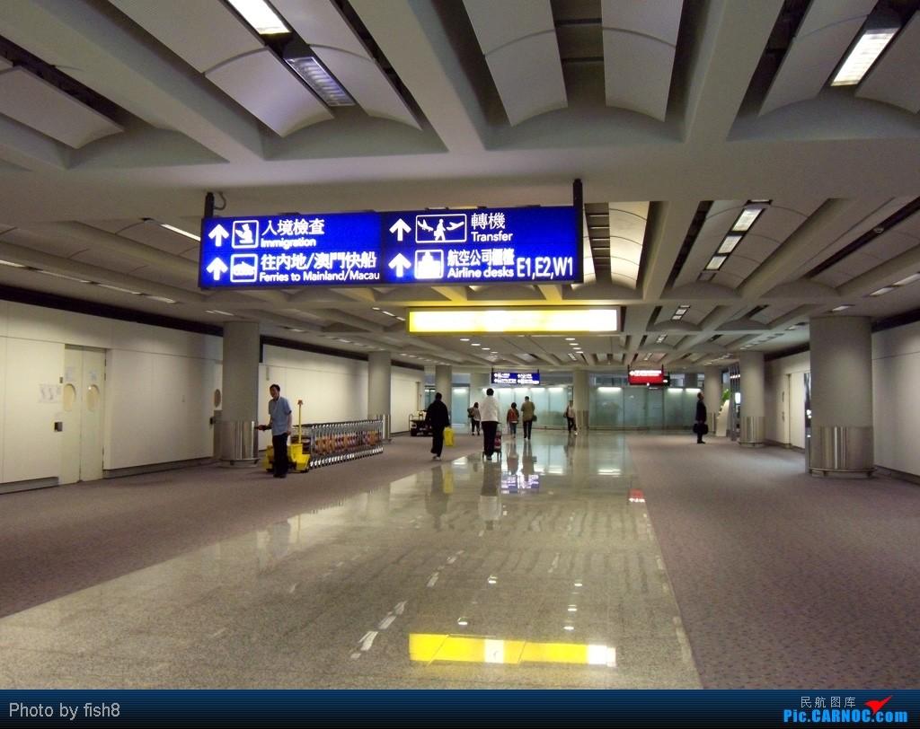 Re:[原创]fish8(19):Stranger under my shin 初乘CX PEK-HKG-KUL往返    中国香港赤鱲角国际机场