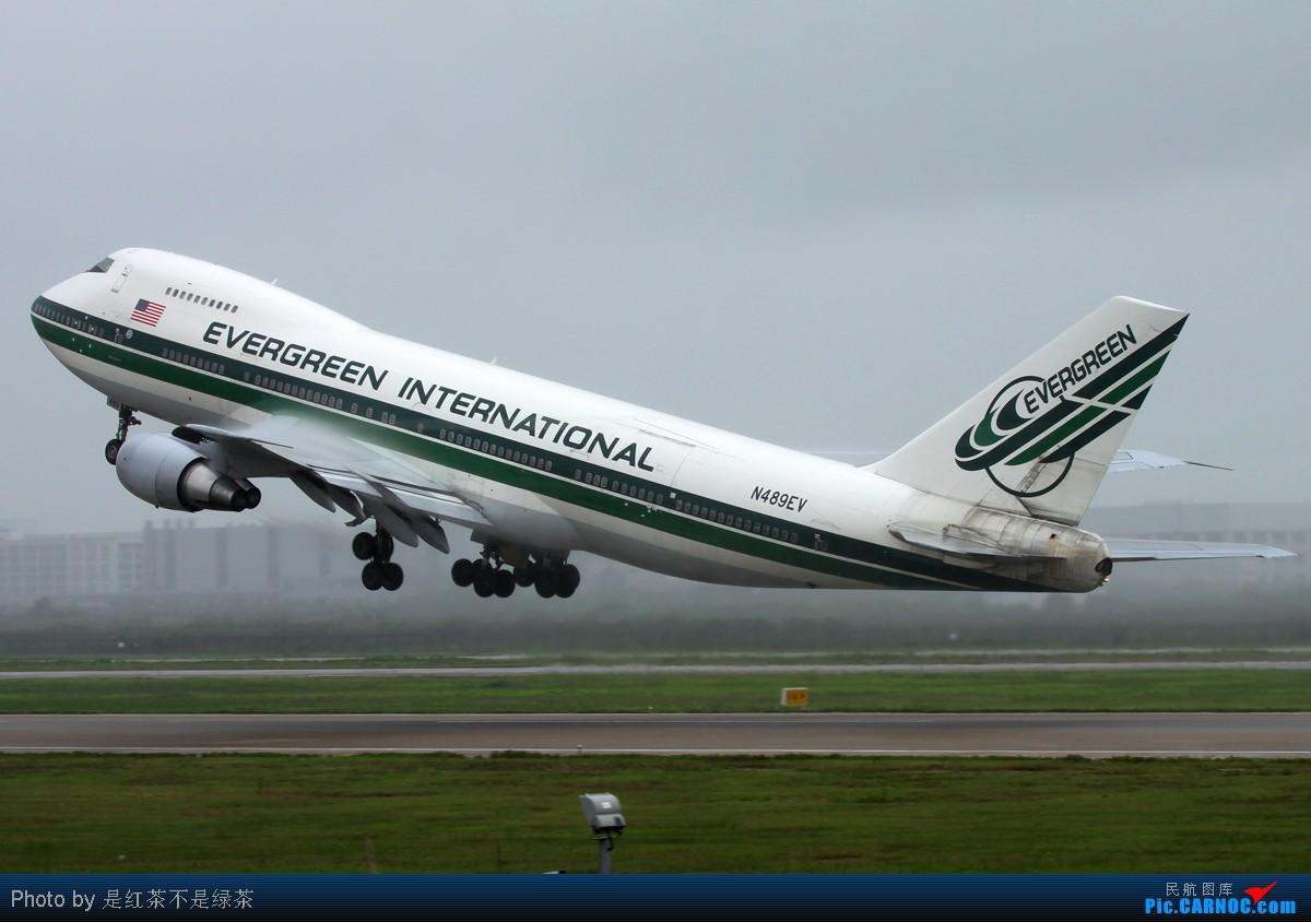 Re:[原创]【红茶拍机】PVG不愧是货机的天堂啊,一个上午九架747货机!给力! BOEING 747-200 N489EV 中国上海浦东机场