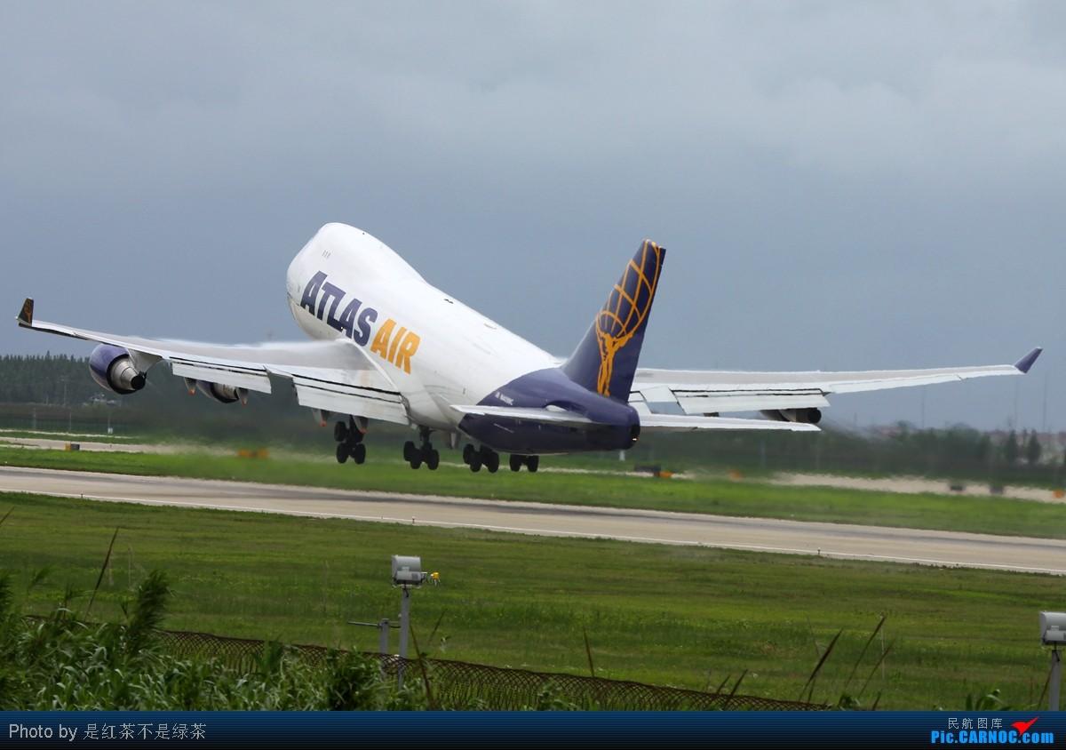 Re:[原创]【红茶拍机】PVG不愧是货机的天堂啊,一个上午九架747货机!给力! BOEING 747-400 N409MC 中国上海浦东机场