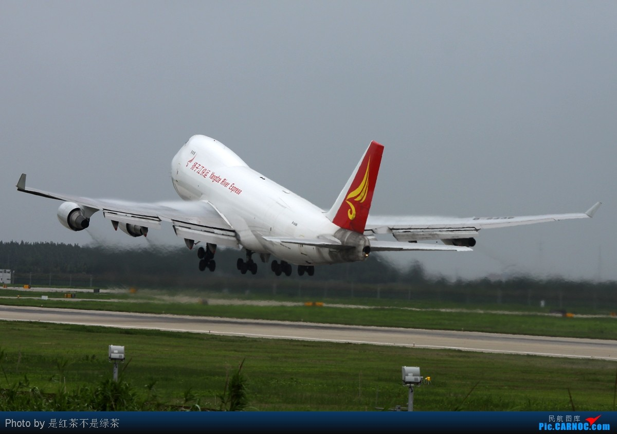 Re:[原创]【红茶拍机】PVG不愧是货机的天堂啊,一个上午九架747货机!给力! BOEING 747-400 B-2436 中国上海浦东机场