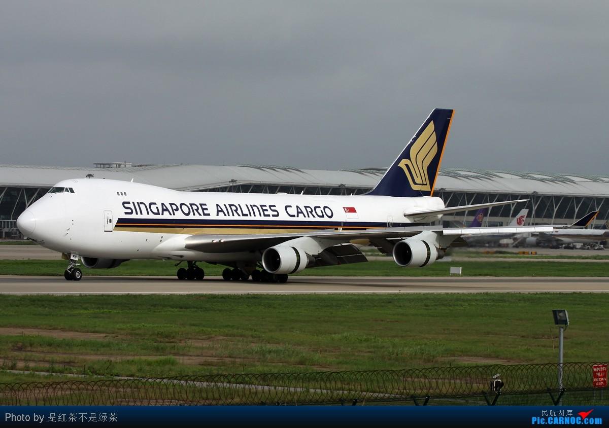 Re:[原创]【红茶拍机】PVG不愧是货机的天堂啊,一个上午九架747货机!给力! BOEING 747-400 9V-SFN 中国上海浦东机场