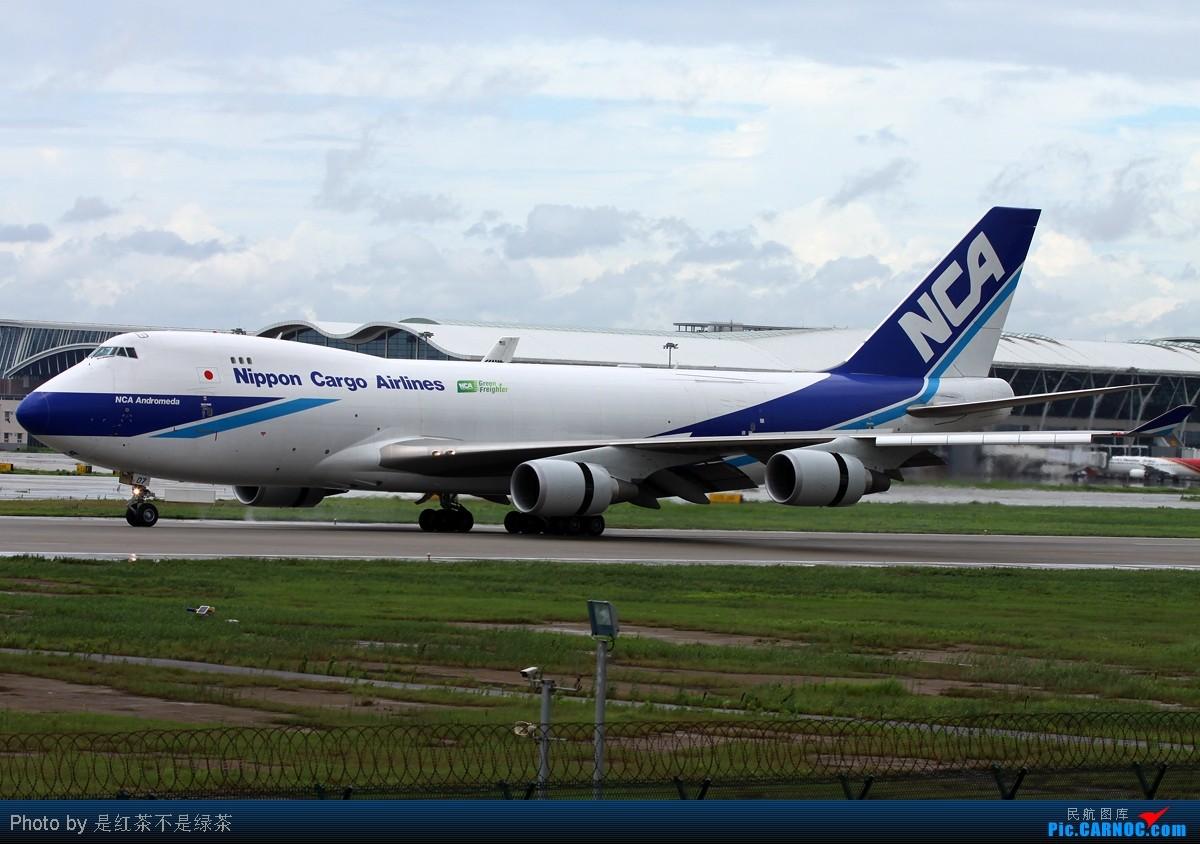 Re:[原创]【红茶拍机】PVG不愧是货机的天堂啊,一个上午九架747货机!给力! BOEING 747-400 JA07KZ 中国上海浦东机场