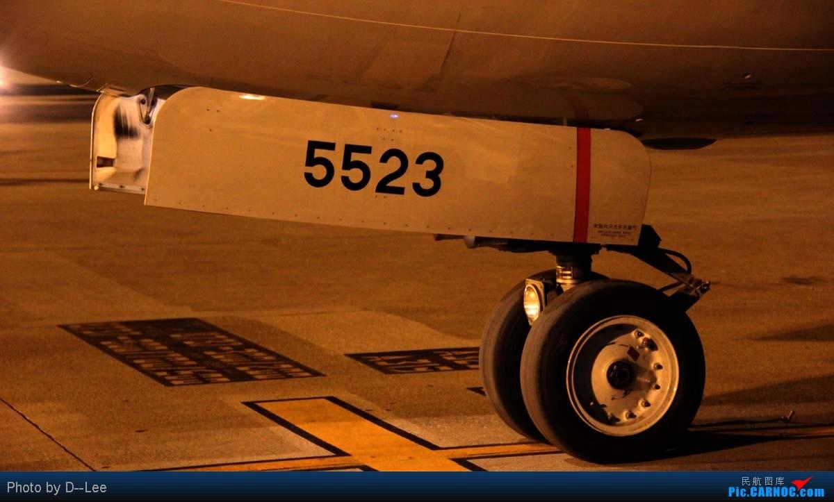 Re:[原创]【广州,你好】-精彩的DYG夜景回程游记整理好了,分享一下 BOEING 737-800 B-5523 中国张家界荷花机场