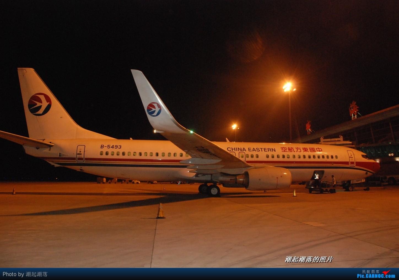 盘点7月21日在威海机场夜间起降的飞机