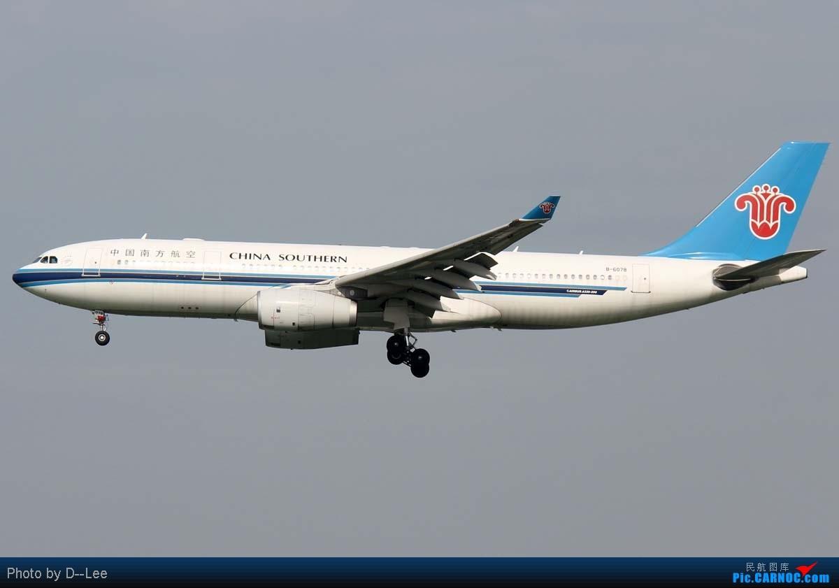 Re:[原创]【广州,你好】-CAN飞友流窜帝都作业国航77W首航直播+三大航330一堆+KA大龙舟,天气阴转晴 AIRBUS A330-200 B-6078 中国北京首都机场