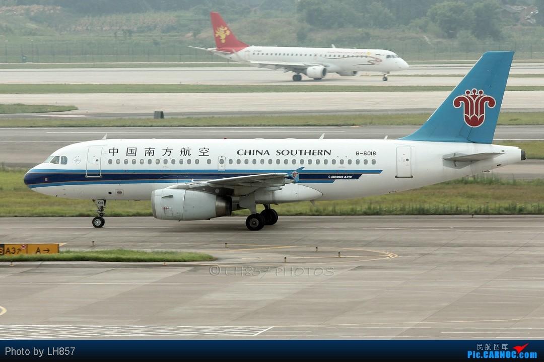 Re:[原创]7月重庆拍机帖,藏航319,长荣MD90~~多图杀猫,慎入(65P) AIRBUS A319-100 B-6018 中国重庆江北机场