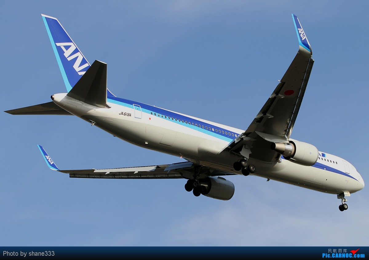 Re:[原创]【Shane拍机】整理整理,发一组767~~ BOEING 767-300 JA619A 中国上海浦东机场