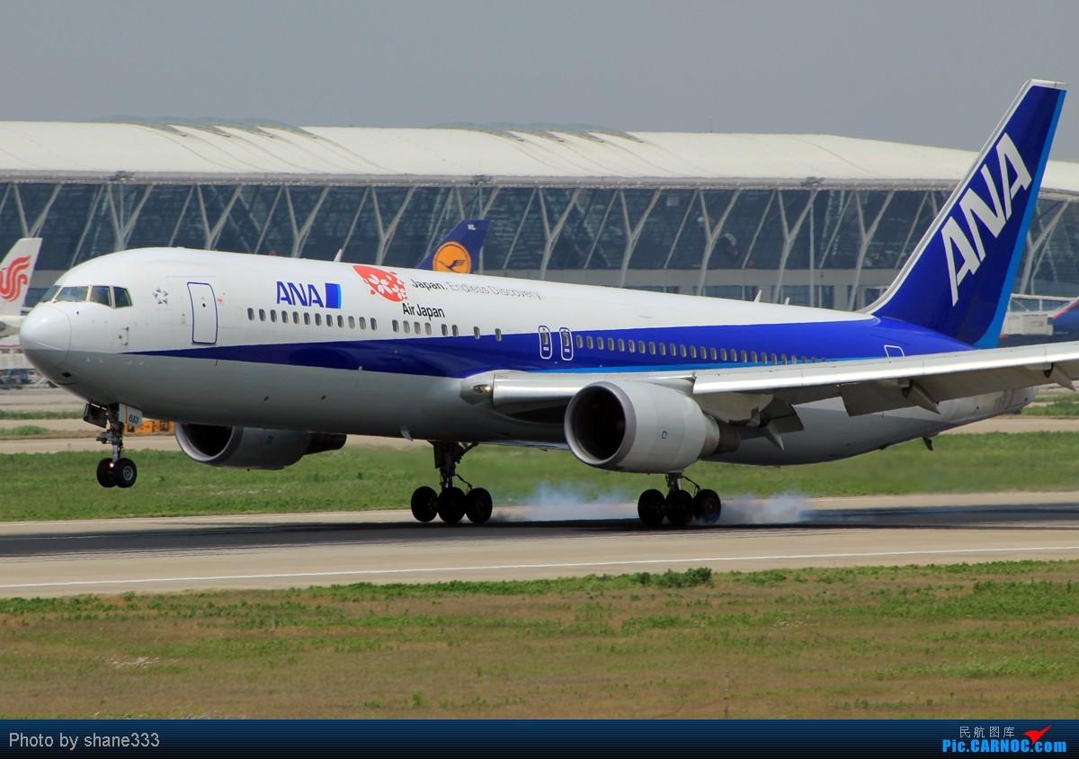 Re:[原创]【Shane拍机】整理整理,发一组767~~ BOEING 767-300 JA631A 中国上海浦东机场