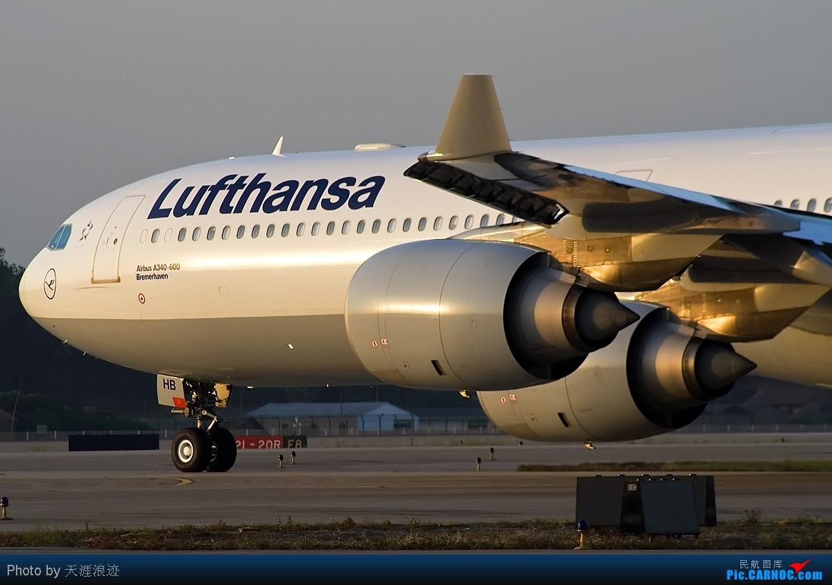 Re:[原创]【CASG】CAN7周岁纪念贴--一些有故事的老图 AIRBUS A340-600  中国广州白云机场