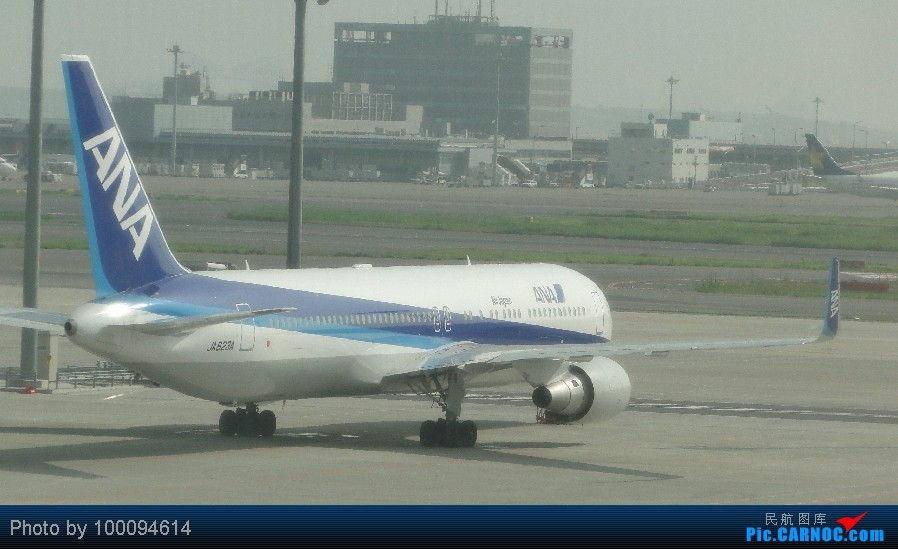 Re:[100094614游记-23] 美国自由行(7) 尾声, 搭乘NH1171, 由第二根据地东京经香港回到广州.再见~!全日空~!下次旅行再会~! B767-300ER JA623A 日本东京羽田国际机场