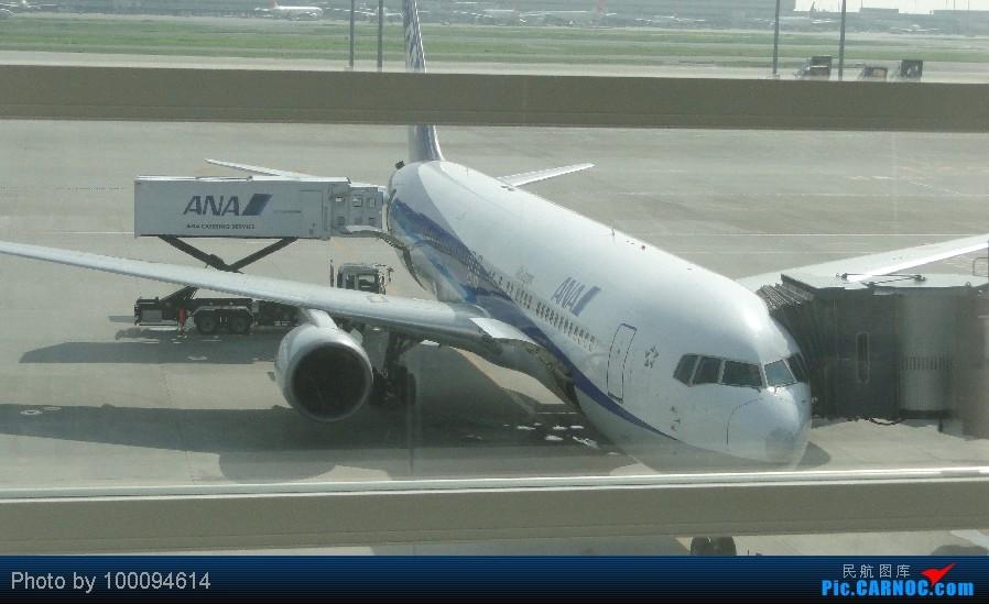 Re:[100094614游记-23] 美国自由行(7) 尾声, 搭乘NH1171, 由第二根据地东京经香港回到广州.再见~!全日空~!下次旅行再会~! B767-300ER JA615A 日本东京羽田国际机场