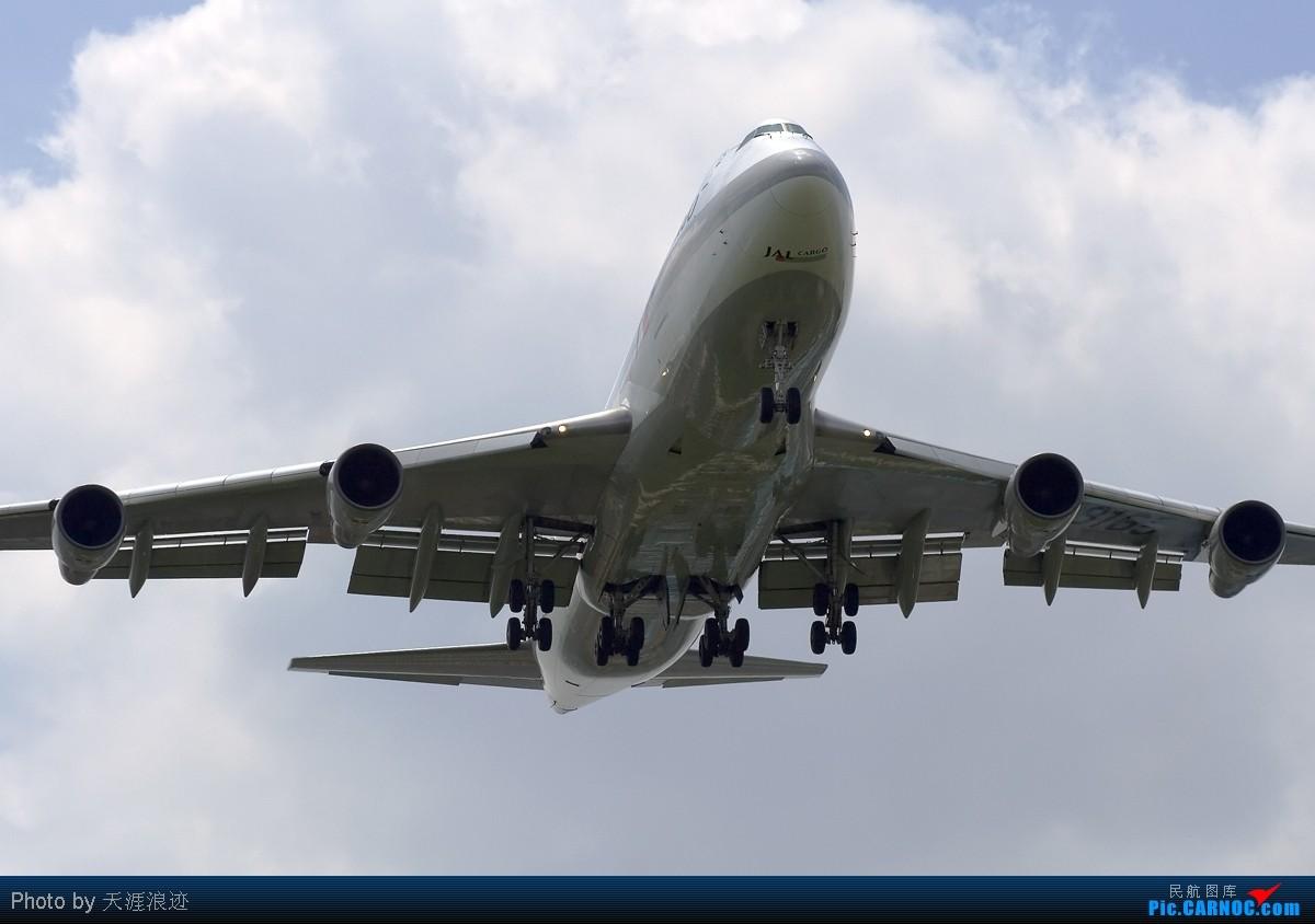 Re:[原创]【CASG】CAN7周岁纪念贴--一些有故事的老图 BOEING 747  中国广州白云机场