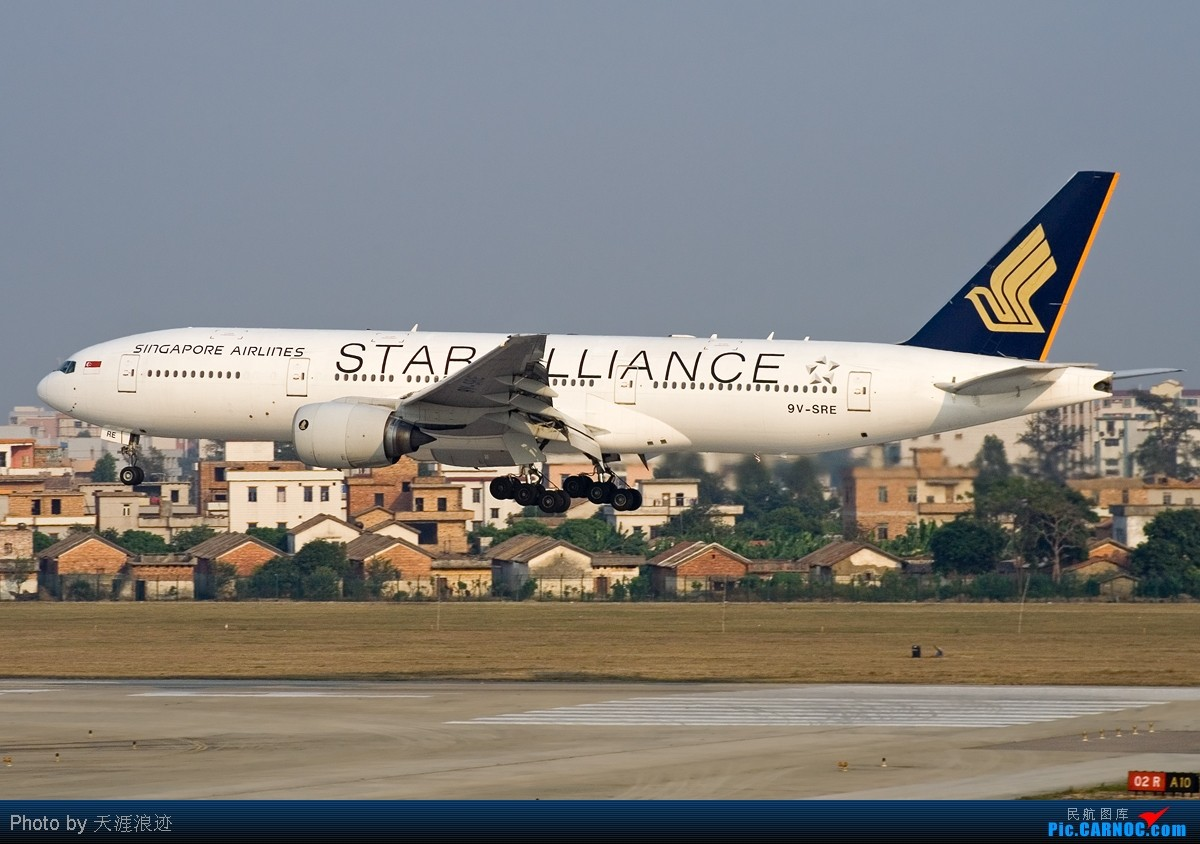 Re:[原创]【CASG】CAN7周岁纪念贴--一些有故事的老图 BOEING 777-200  中国广州白云机场