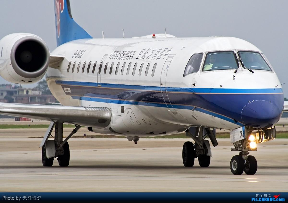 Re:[原创]【CASG】CAN7周岁纪念贴--一些有故事的老图 EMBRAER ERJ-145 B-3062 中国广州白云机场