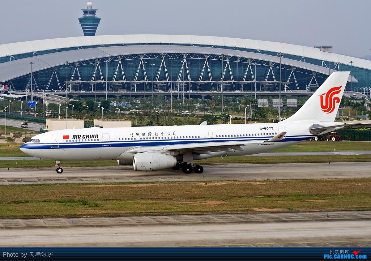 Re:[原创]【CASG】CAN7周岁纪念贴--一些有故事的老图 AIRBUS A330-200 B-6073 中国广州白云机场