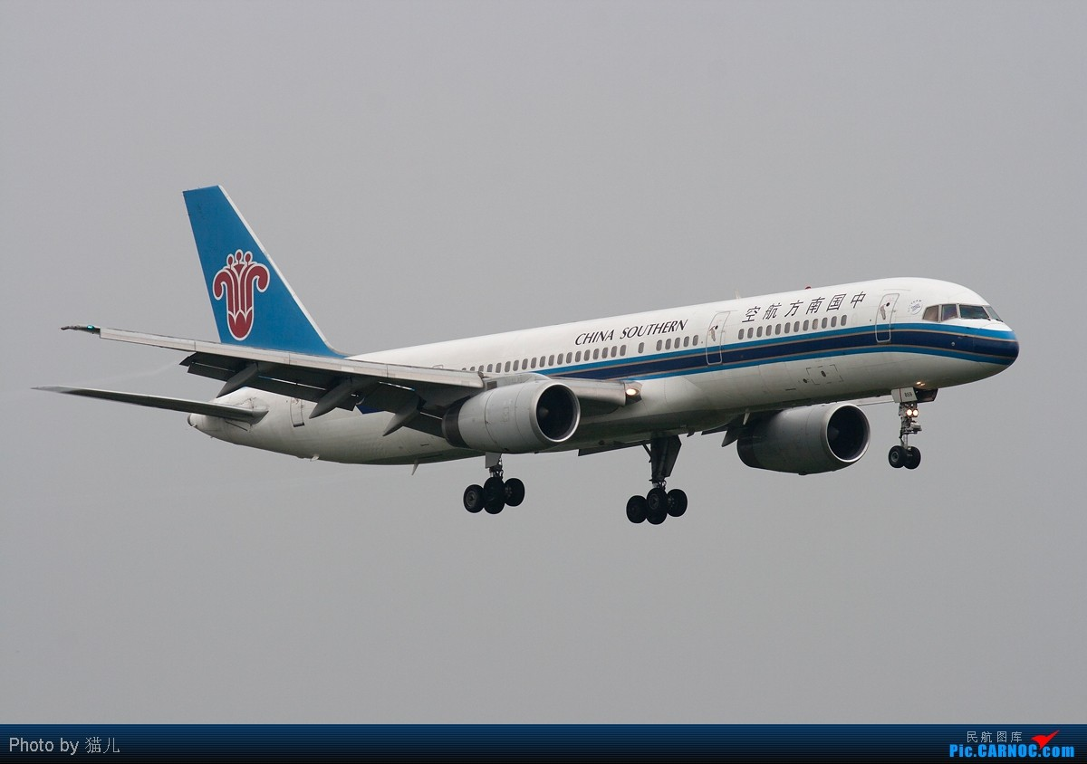 Re:【CASG】CAN7周岁纪念贴--一些有故事的老图 BOEING 757-200 B-2859 中国广州白云机场