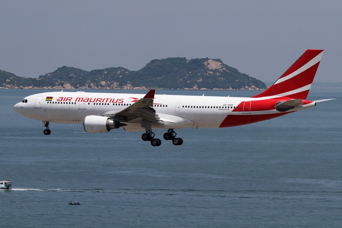 Re:【HKG】香港國際機場拍機第一集——毛里求斯和大韓 AIRBUS A330-200 3B-NBM 中国香港赤鱲角国际机场