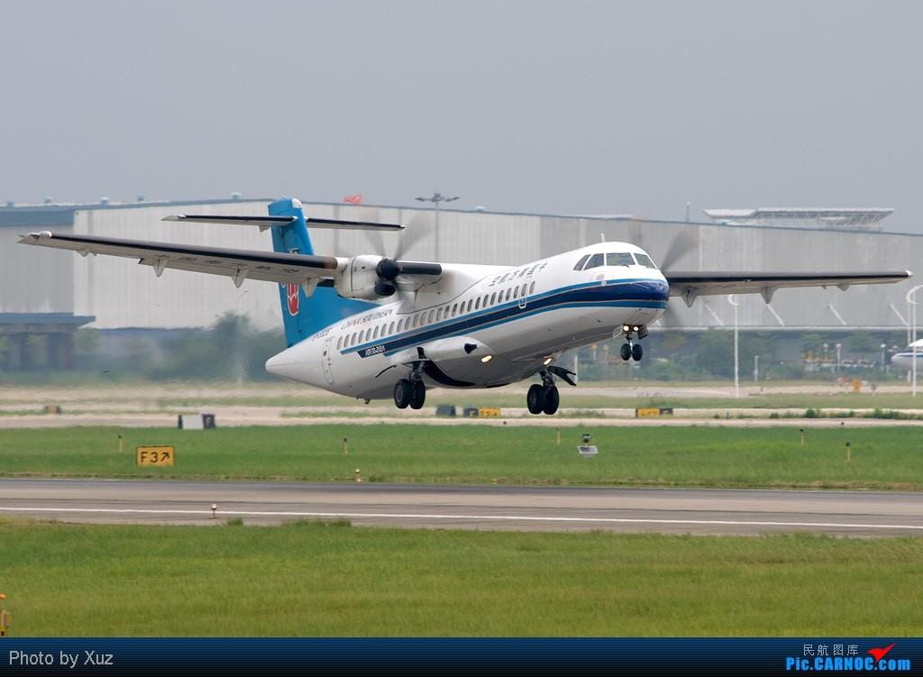 Re:[原创]告别ATR ,为了它,改了航班 ATR-72 B-3026 中国广州白云机场
