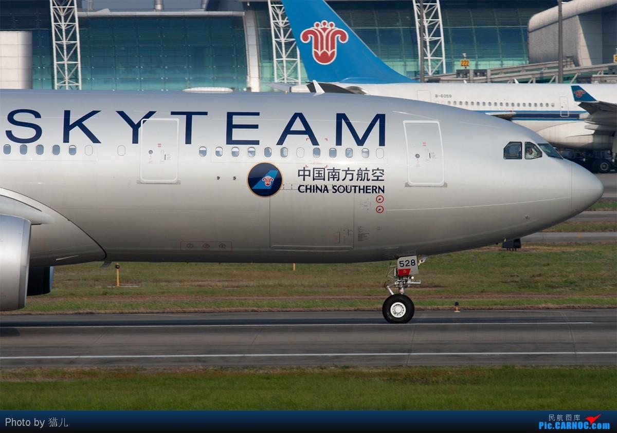 Re:[原创][CASG]发难得的好天图庆祝自己终于破了 AIRBUS A330-200 B-6528 中国广州白云机场